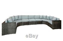 Modular Rattan Sofa Sets, Design & Build Garden Furniture Sets To Suit Your Area