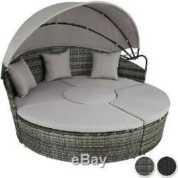 Rattan Sun Island Multi Lounge Furniture Garden Sofa Set Seating Patio Outdoor